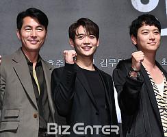 '인랑' 정우성-최민호-강동원, 비주얼 축제