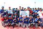 조아제약, 라오스 국가대표 야구단에 후원금 전달