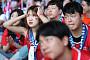 [2018 러시아 월드컵] 한국, 스웨덴에 0-1 패배…전국 곳곳서 붉은악마의 탄식