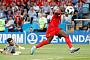 [2018 러시아 월드컵] '루카쿠 멀티골' 벨기에, 파나마에 3-0 승리…A매치 20경기 무패행진