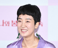 이주영, 라이브→독전→나와봄날의약속 '행복한 미소'