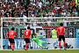 [2018 러시아 월드컵] '장현수 핸드볼 파울' 한국, 멕시코에 0-1로 뒤진 채 전반 종료
