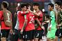 [2018 러시아 월드컵] '손흥민 만회골' 한국, 멕시코에 1-2 패배…16강 탈락 위기