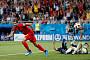 [2018 러시아 월드컵] 일본 VS 벨기에, 샤들리 극장골에 한준희 해설 논란…