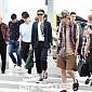 [BZ포토] 방탄소년단(BTS), '대만 팬들 만나러 가요'