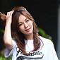 [BZ포토] 김소연, 머리카락만 넘겨도 화보