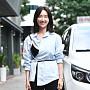 오연아, 강남엄마의 독특한 종방연 패션