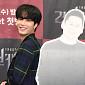 [BZ포토] 뉴이스트W JR, '동엽신과 어깨를 나란히'
