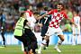 [2018 러시아 월드컵] 프랑스 VS 크로아티아 결승전, 경기 도중 관중 난입 해프닝…
