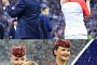 프랑스·크로아티아 대통령, 월드컵 결승전보다 화제 '무슨 일?'…
