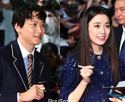 '인랑' 강동원-한효주, 열애설 이후 레드카펫 동반 참석