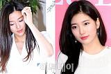 전지현 vs 수지, 같은 날 다른 장소 포착…첫사랑 아이콘 미모 대결 '승자는?'