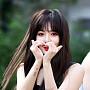 트리플H 현아, '귀여운 하트 뿅'
