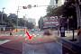 대구 도로에 1500만원 뿌린 50대…왜? 당시 블랙박스 화면 살펴보니