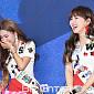 [BZ포토] 레드벨벳 슬기, '웬디 웃기는 친구야~'