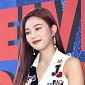 [BZ포토] 레드벨벳 조이, 미소 띤 얼굴