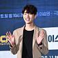 [BZ포토] 김우석, '보이스2' 막내의 귀여운 미소