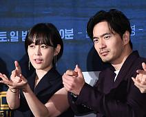 '보이스2' 이하나-이진욱, '강건주와 도강우'