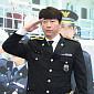 [BZ포토] 김수로, '바다경찰의 든든한 맏형'