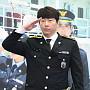 김수로, '바다경찰의 든든한 맏형'