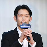 [BZ포토] '신흥무관학교' 남민우, '어제 갓 제대했습니다'