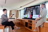 LG전자, 최고급 리조트서 'OLED TV 시어터룸' 운영