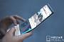 삼성 폴더블폰, 루머 기반 '위아래 접는' 콘셉트 이미지 공개