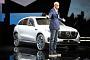 메르세데스-벤츠, 전기차 공세 시작…제1탄 SUV 'EQC' 발표