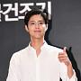 박보검, '아침 비주얼도 엄지척'