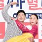 [BZ포토] 정석순-김나니, 예능감 폭발하는 비글부부