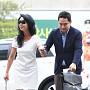 강용석, '김부선 포토라인으로 에스코트'