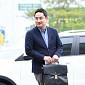 [BZ포토] 강용석 변호사, 김부선 경찰조사를 위해 ...
