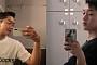 '청담동 유아인' 헤어디자이너, 일상 모습도 화제…'훈훈한 남자친구 룩의 정석'