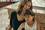권상우♥손태영, 결혼 10주년 가족 화보 공개…'아빠 똑 닮은 아들·엄마 닮은 딸' 행복해보여