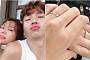 """제이쓴, """"저 결혼합니다"""" 홍현희와 행복한 모습…왼손의 반지 '눈길'"""
