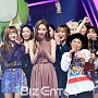 선미, '오마이걸 축하 받으며 1위 챔피언송 수상'