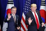 문 대통령ㆍ트럼프, 제2차 북미 정상회담 성공 개최 긴밀히 협조