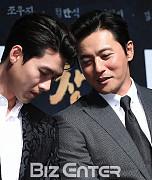 '창궐' 현빈-장동건, 빈틈없는 비주얼
