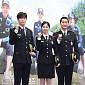 [BZ포토] 강경준-이청아-신현준, '시골경찰4' 기대...