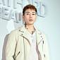 [BZ포토] 박재범, 포토월가 하나된 화사한 패션
