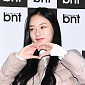 [BZ포토] 김도아, '하트 받아주실거죠?'