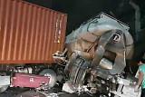 경부고속도로 사고, 안갯속 대형차 4대 추돌 '2명 부상'…이 일대 3시간 이상 정체