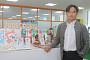 지피트리 양성원 대표, 중국 상하이 토이쇼 참석