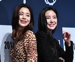 서영희-손나은, '여곡성' 호러퀸 도전