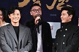 [BZ포토] 김의성, '하필 자리가 장동건-현빈 사이'