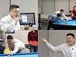 '이수근채널' 강호동 VS 이수근, 당구 대결 '관심'