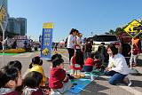 한국지엠, '사각사각 어린이 교통안전 캠페인' 실시