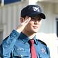 [BZ포토] JYJ 김준수, 오늘(5일) 복무 마치고 전역
