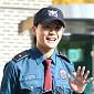 [BZ포토] JYJ 김준수, '아이처럼 해맑게'