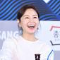 [BZ포토] 김소진, 첫 핸드프린팅 '이 느낌 좋아'